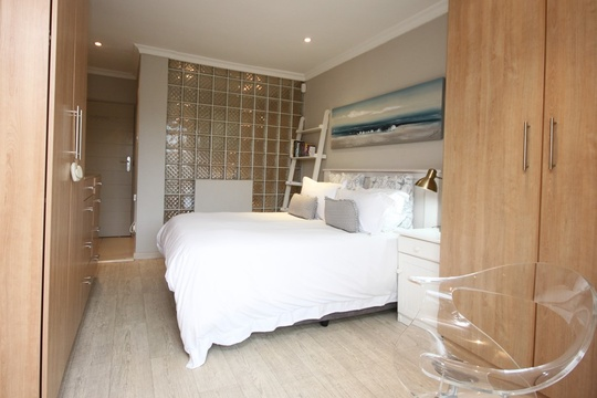 The main bedroom has an en-suite bathroom which offers a shower.